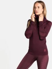 BL TOP With Facemask Long Sleeve Kinship Warm