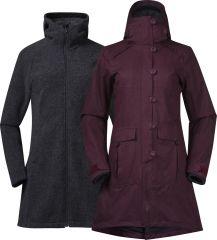 Bjerke 3in1 Lady Coat