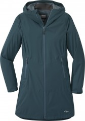 Women's Prologue Storm Trench