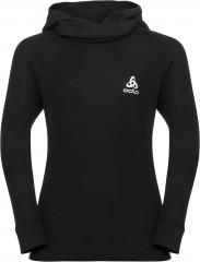 BL TOP With Facemask Long Sleeve Active Warm KID