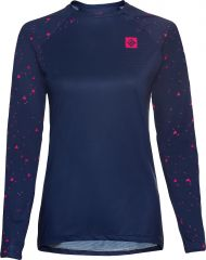 Swet LS een - Recycled Poly Jersey Women