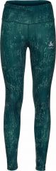 Women's Zeroweight Print Reflective Tights