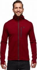 M Coefficient Fleece Hoody