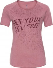 Women's Millennium Element Print T-shirt