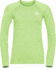 Women's Seamless Element Long-sleeve Top