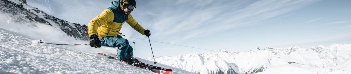 Ski Alpin - Bekleidung und Ausrüstung