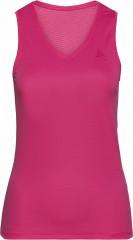 Women's Active F-dry Light V-neck Base Layer Singlet