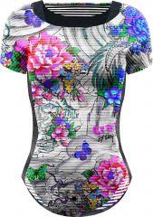 T-shirt Slash Woman