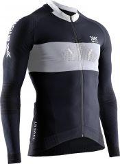 Invent 4.0 Cycling Zip Shirt Long Sleeve Men