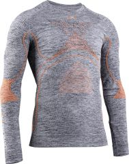 Energy Accumulator 4.0 Melange Shirt Long Sleeve Men