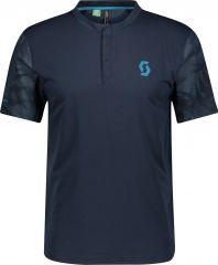 Shirt M's Trail Flow DRI Button Short Sleeve
