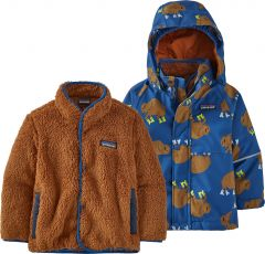 Baby All Seasons 3-in-1 Jacket