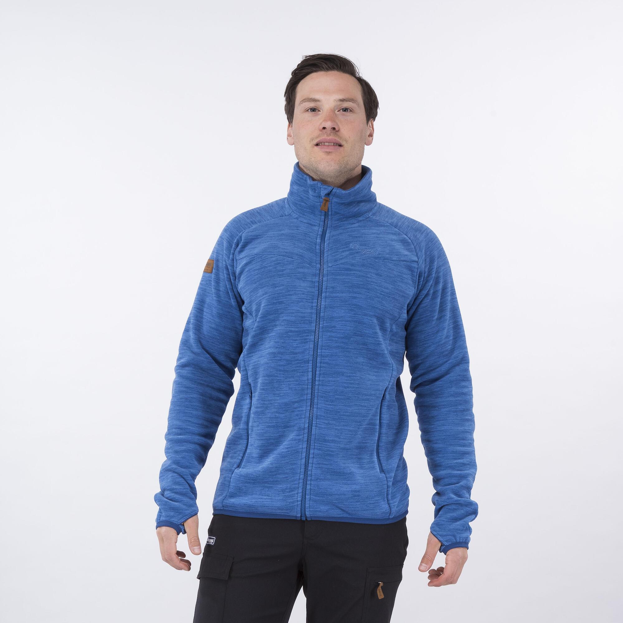 Bergans Hareid Fleece Jacket Nohood   SportFits Shop
