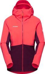 Aenergy Pro Softshell Hooded Jacket Women