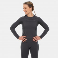 Womens Sport Long Sleeve Crew Neck