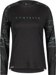 Shirt W's Trail Contessa Sign. LS