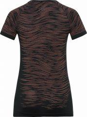 T-shirt Short Sleeve Crew Neck Blackcomb Ceramico