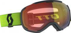 Scott Goggle Faze II team blue/ultralime yellow (7065)
