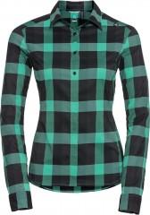 Damen Fairview Langarm-blouse