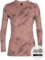 W Nature Dye 200 Oasis Long Sleeve Crewe JBG