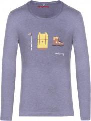 Herren Shirt Tregleralm