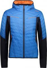MAN FIX Hood Hybrid Jacket