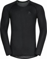 BL TOP Crew Neck Long Sleeve Active F-dry Light
