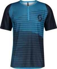 Shirt M's Trail Vertic Zip Short Sleeve