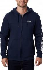 M Columbia Logo Fleece Full Zip