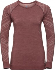 Damen Natural + Kinship Warm Funktionsunterwäsche Langarm-shirt
