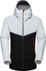 Aenergy Pro Softshell Hooded Jacket Men