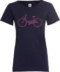 Tuur een - Organic Cotton T-shirt Women - Bike