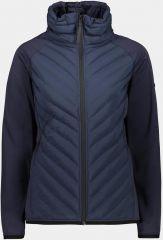 Woman Hybrid Jacket FIX Hood