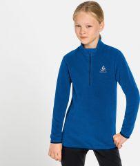 ROY Kids Stripe Half-zip Mid Layer Top