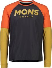 Mens Tarn Freeride LS Wind Jersey