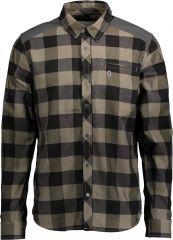 Shirt M's Check FT Long Sleeve