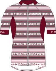 AlbignaM. Short Sleeve Bike Jersey