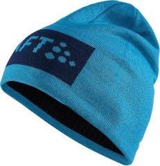 Core Square Logo Knit Hat