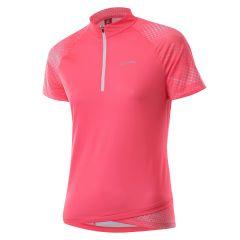 Women Bike Shirt Half Zip Rise 3.0