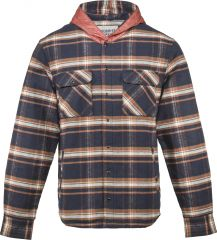 Overshirt M's Quilted Hood