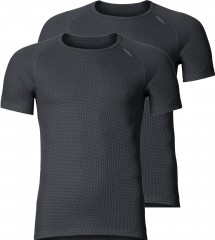 TOP Short Sleeve Active Cubic Light 2 Pack ST