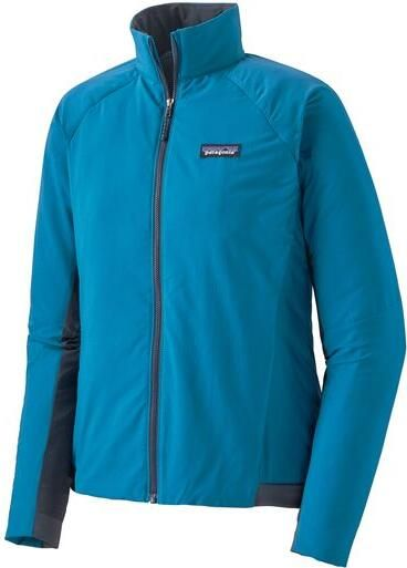 W's Thermal Airshed Jacket