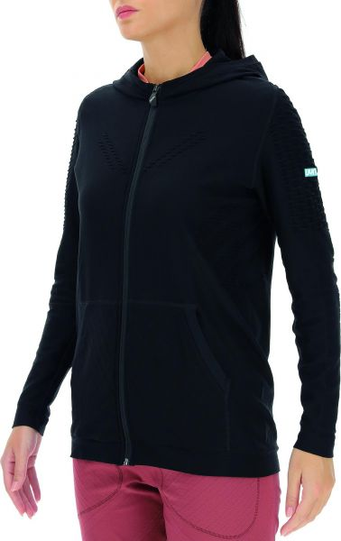 Lady City Running OW Hooded Full Zip
