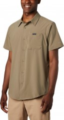 Triple Canyon SS Shirt Solid