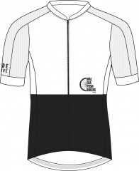 PushbikersM. Race 1/2 Short Sleeve Bike Jersey