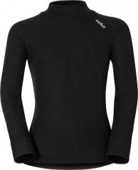 Active Warm Kids Long-sleeve Turtle-neck Base Layer Top