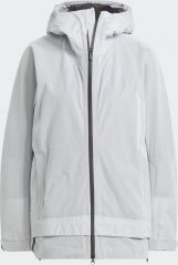Women Primeknit Rain Jacket