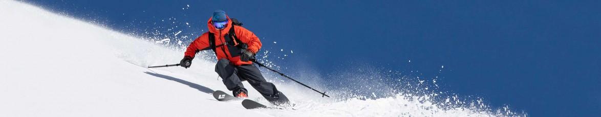 Skitouren & Freeski - Bekleidung und Ausrüstung