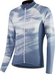 Women Bike Long Sleeve Jersey Nebula