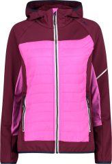 Woman Jacket FIX Hood Hybrid